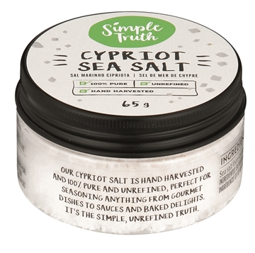 Picture of Simple Truth Cypriot Salt Flakes Jar 65g