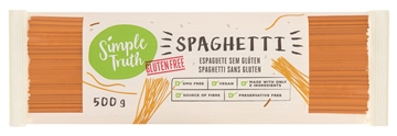 Picture of Simple Truth Gluten Free Spaghetti Pasta 500g