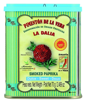 Picture of Spanish Sweet Smoked Paprika Spice Pack 70g