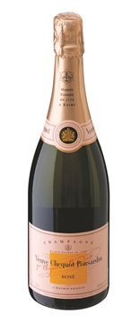 Picture of CHAMPAGNE ROSE VEUVE CLICQUOT 750ML BOTTLE