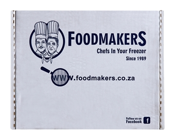 Picture of Foodmakers Frozen Phyllo Chicken Pies Box 40 x 40g