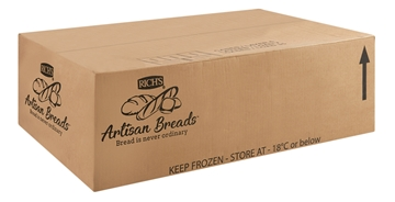 Picture of Rich Frozen Sandwich Artisan Baguette 50 x 100g