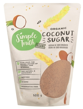 Picture of Simple Truth Organic Coconut Sugar Pack 500g