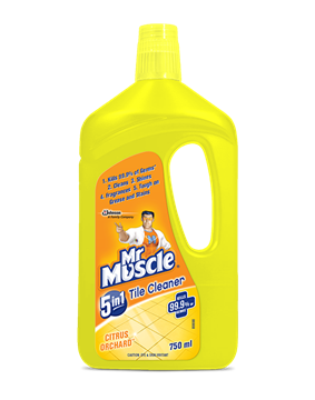 Picture of Mr Muscle Citrus Orchard Tile Cleaner 750ml
