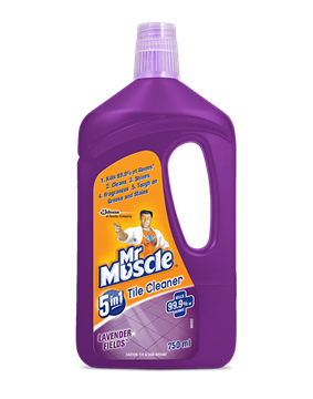 Picture of Mr. Muscle 5-In-1 Lavender Tile Cleaner 750ml