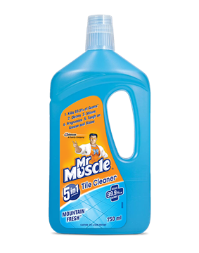 Picture of Mr Muscle Mountain Fresh Tile Cleaner 750ml