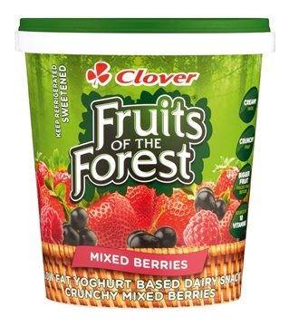 Picture of Clover Mixed Berry Low Fat Yoghurt 1kg