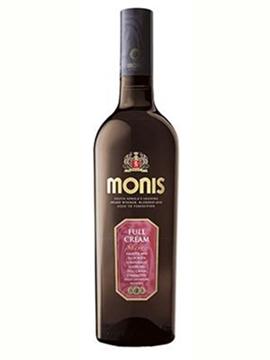Picture of Monis Full Cream Liquer Sherry Bottle 750ml