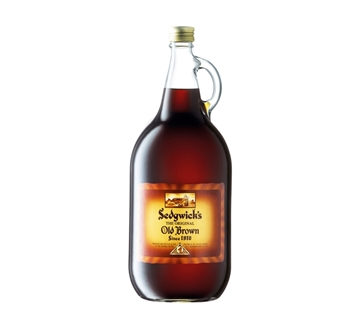 Picture of Sedgwicks Old Brown Sherry Bottle 2l