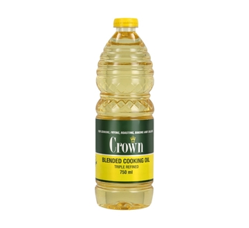 Picture of Crown Blended Cooking Oil 750ml