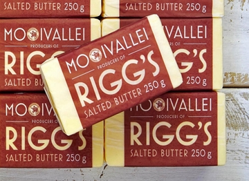 Picture of BUTTER SALTED MOOIVALLEI 40X250G BOX