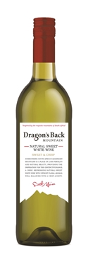 Picture of Dragons Back Mountain Natural Sweet White 750ml