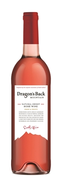 Picture of NATURAL SWT ROSE DRAGONS BACK MOUNTAIN 750ML BOT