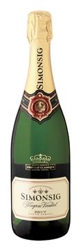 Picture of Simonsig Kaapse Vonkel Brut Bottle 750ml