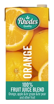 Picture of Rhodes Orange 100% Juice Pack 1l