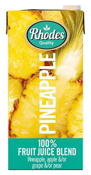 Picture of Rhodes 100% Pineapple Juice 1L