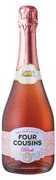 Picture of Four Cousins Sparkling Pink Wine 750ml