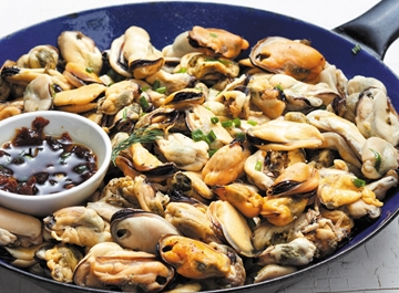 Picture of Breco Seafood Frozen Mussel Meat Pack 800g