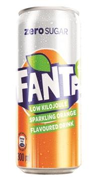 Picture of FANTA ZERO 24X300ML CAN