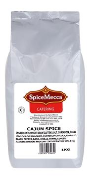 Picture of SPICE CAJUN SPICE MECCA 1KG PACK