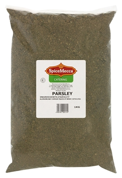 Picture of SPICE HERB PARSLEY SPICE MECCA 1KG PACK