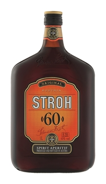 Picture of Stroh Rum Bottle 1l