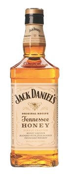 Picture of Jack Daniel's Tennessee Honey Whiskey Bottle 750ml