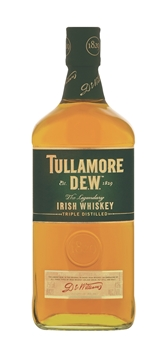 Picture of Tullamore Dew Whiskey Bottle 750ml
