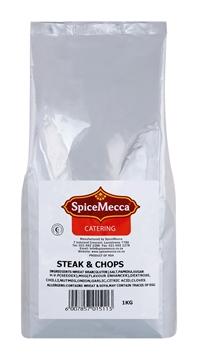 Picture of SPICE STEAK&CHOPS SPICE MECCA 1KG PACK