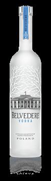 Picture of Belvedere Vodka Bottle 750ml