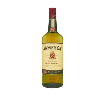 Picture of Jameson Whisky Bottle 1l