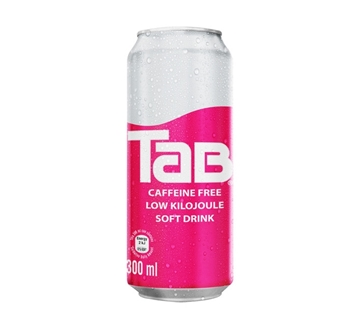 Picture of TAB CAFFEINE FREE 24X300ML CAN