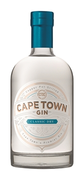 Picture of Cape Town Classic Dry Gin Bottle 750ml