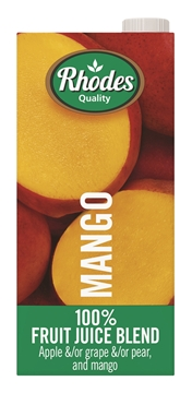 Picture of Rhodes 100% Mango Juice 1L