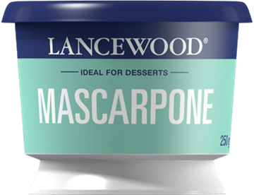 Picture of Lancewood Mascarpone Cheese Tub 250g