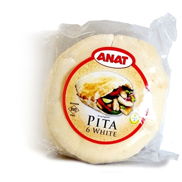 Picture of Anat Frozen Pita Bread 15cm Box 144s