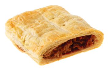 Picture of Magpie Frozen Beef & Onion Pies Box 36s