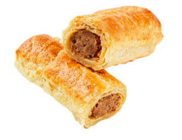 Picture of Magpie Frozen Sausage Rolls Box 36s