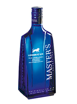 Picture of London Masters Dry Gin Bottle 750ml