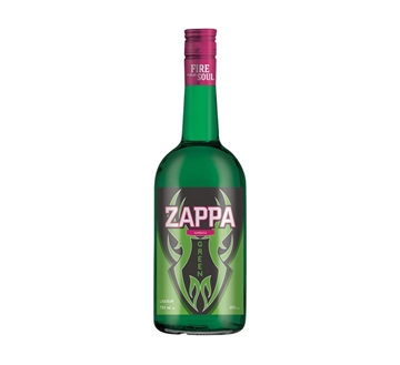 Picture of Zappa Green Sambuca Bottle 750ml