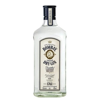 Picture of Bombay London Dry Gin Bottle 750ml