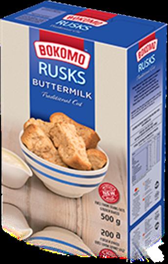 Picture of Bokomo Butterlik Rusk Pack 500g