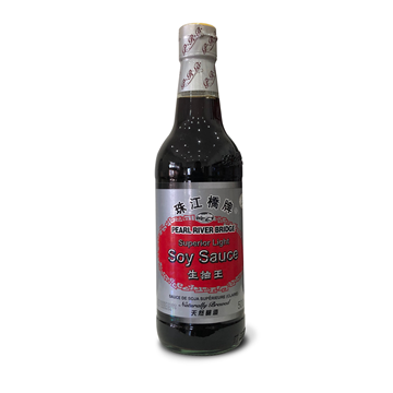 Picture of Pearl River Bridge Light Soya Sauce Bottle 500ml