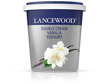 Picture of Lancewood Double Cream Vanilla FlavYoghurt 1kg