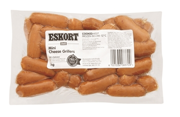 Picture of Eskort Frozen Cocktail Cheese Griller Box 6 x 1kg