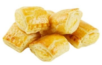 Picture of Magpie Frozen Mini Cheese Puffs Pies 80 x 36g