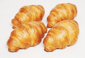 Picture of Goosebumps Frozen Butter Croissant Box 120 x 40g