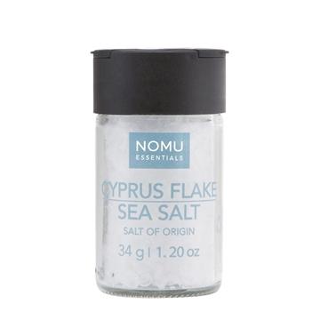 Picture of Nomu Cyprus Flake Salt Tub 34g