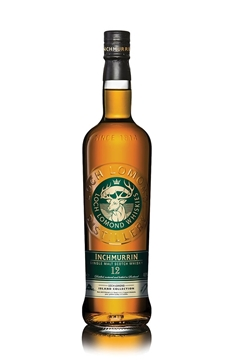Picture of Inchmurrin 12 Year Scotch Whisky Bottle 750ml
