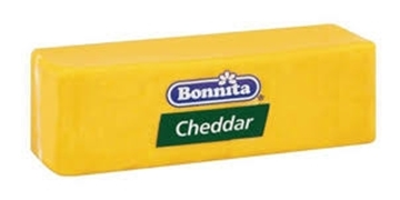 Picture of Bonnita Cheddar Cheese Loaf 2.5kg